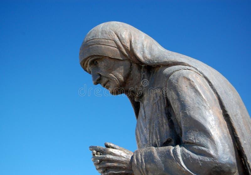 macierzysty Teresa zdjęcie royalty free