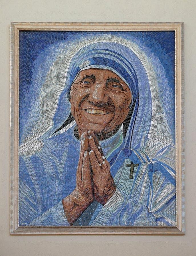 macierzysty Teresa zdjęcia royalty free