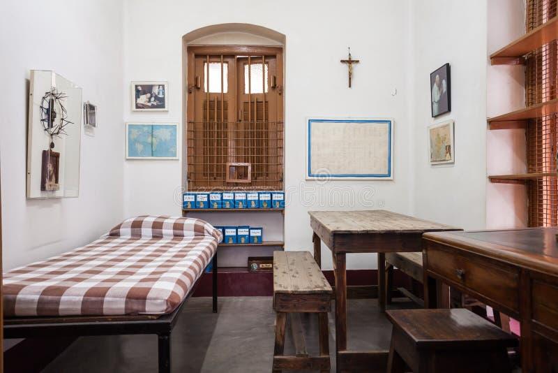 Macierzysty Teresa dom obraz royalty free