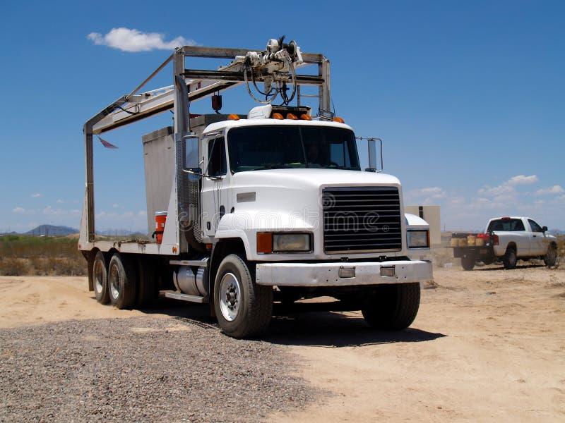 Mack Truck - Horizontal stock photography