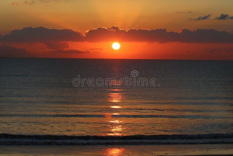 Mackay Sunrise royaltyfri foto