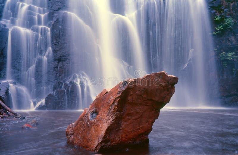 Mackenzie Falls royaltyfri foto