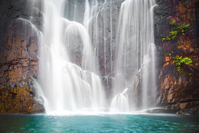 Mackenzie Falls, parque nacional de Grampians foto de archivo
