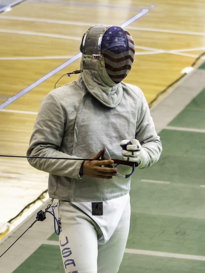 MACKIEWICZ παγκόσμιο πρωτάθλημα του Andrew ΗΠΑ στοκ φωτογραφίες με δικαίωμα ελεύθερης χρήσης