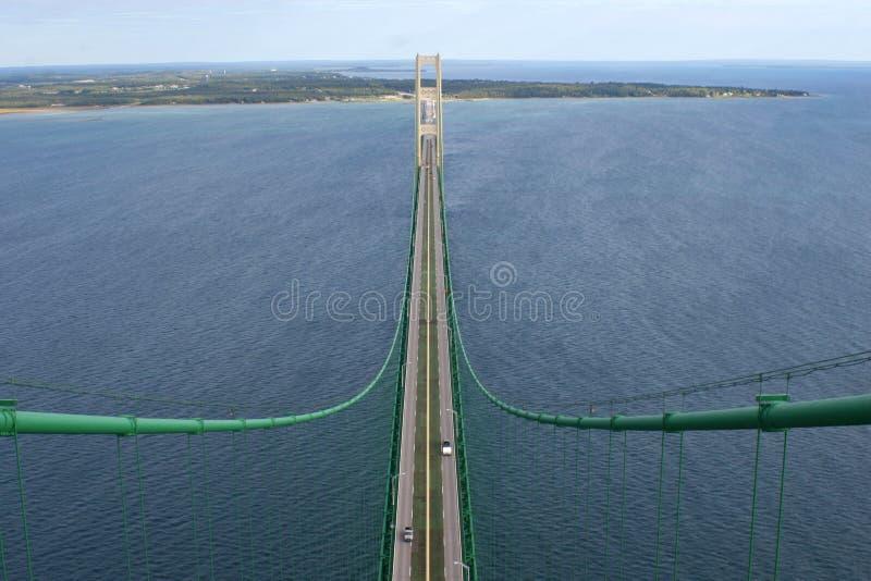 Mackinac most obrazy stock