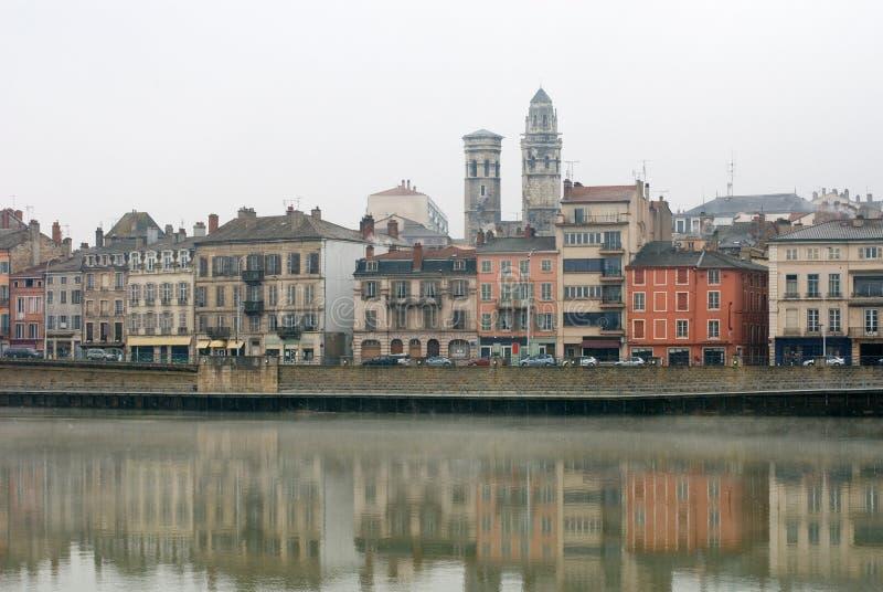 Macon, France photographie stock libre de droits