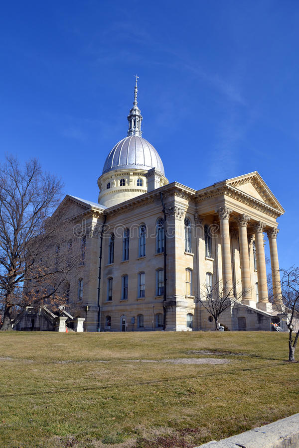 Free Macoupin County Court House Stock Photos - 23230463