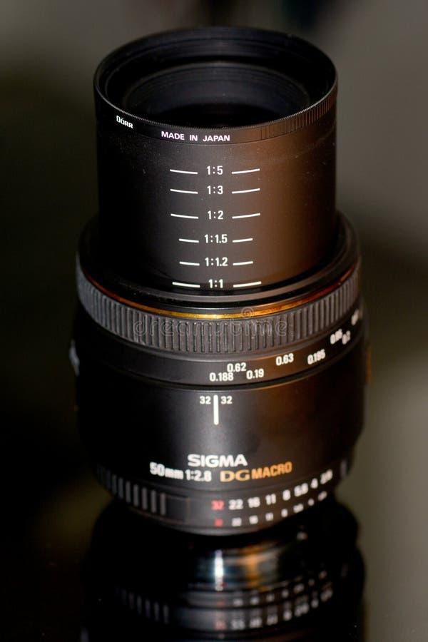 Free Macro 50mm Lens For Nikon Royalty Free Stock Images - 196490909