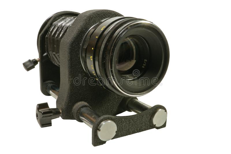 Download Macro bellows with lens stock photo. Image of bellows - 4715830
