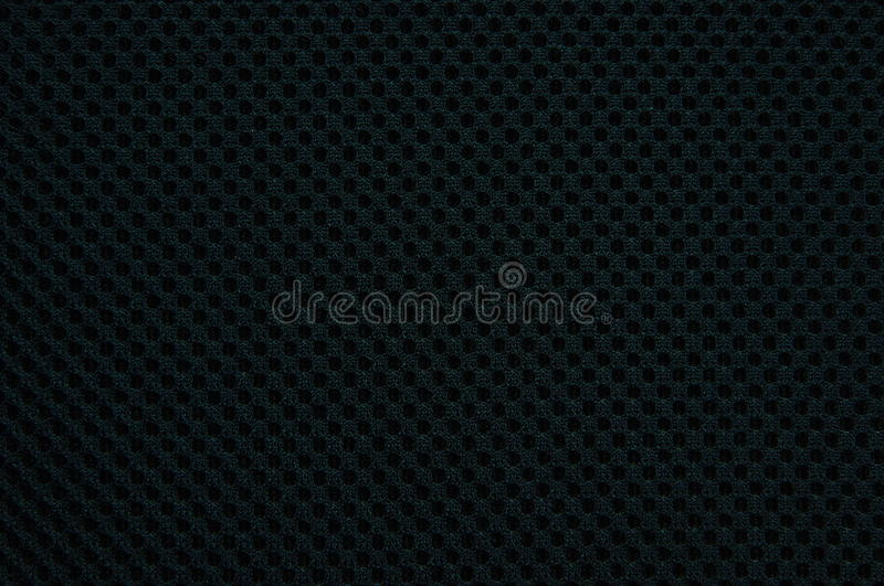 Macro black surface. Close up surface of black baggage stock images