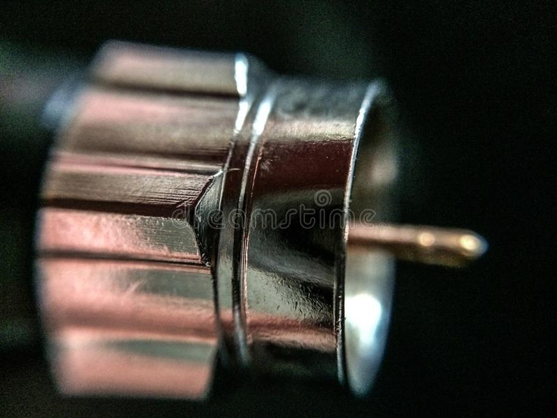 Download Macro stock photo. Image of connector, male, closeup - 43573606