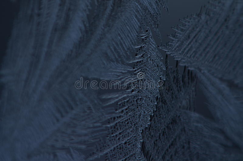 Macro close up of ice particles texture snow freezing royalty free stock images
