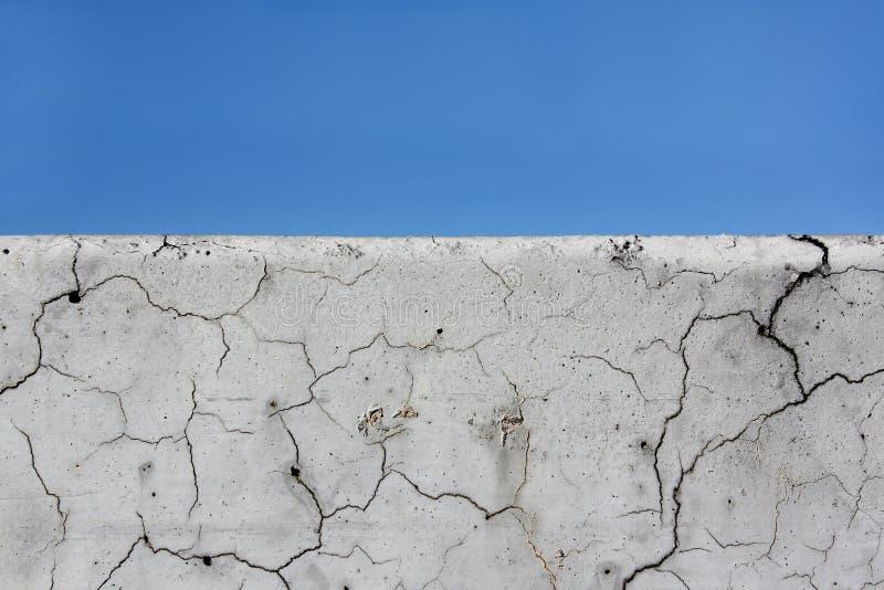 Macro crepe e cielo blu  immagini stock