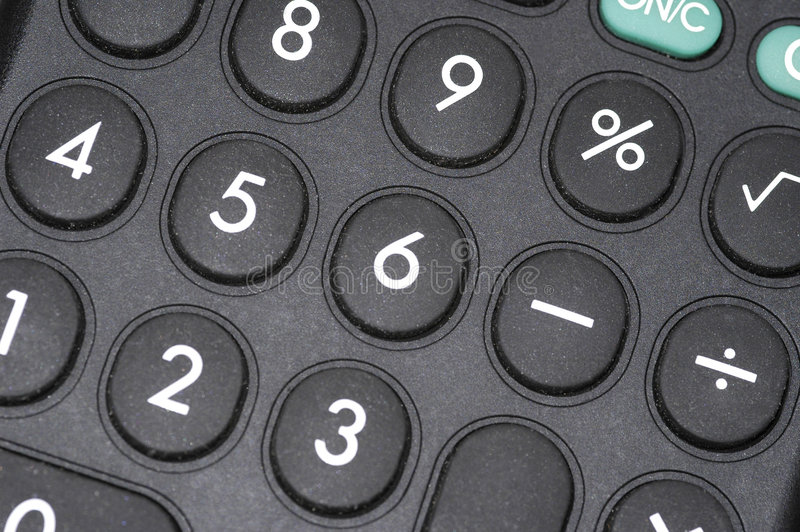 Download Macro da calculadora foto de stock. Imagem de contabilidade - 539920