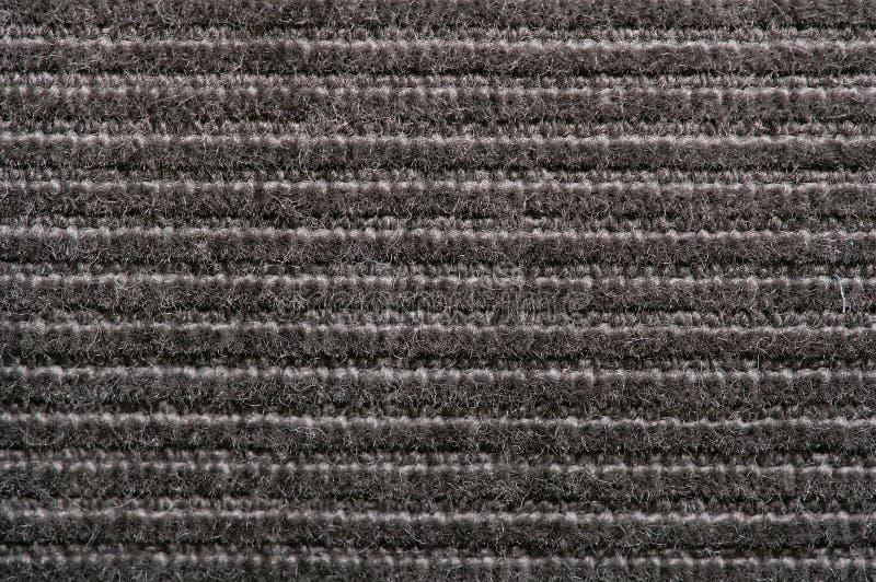 Macro da tela do veludo de algodão imagem de stock royalty free