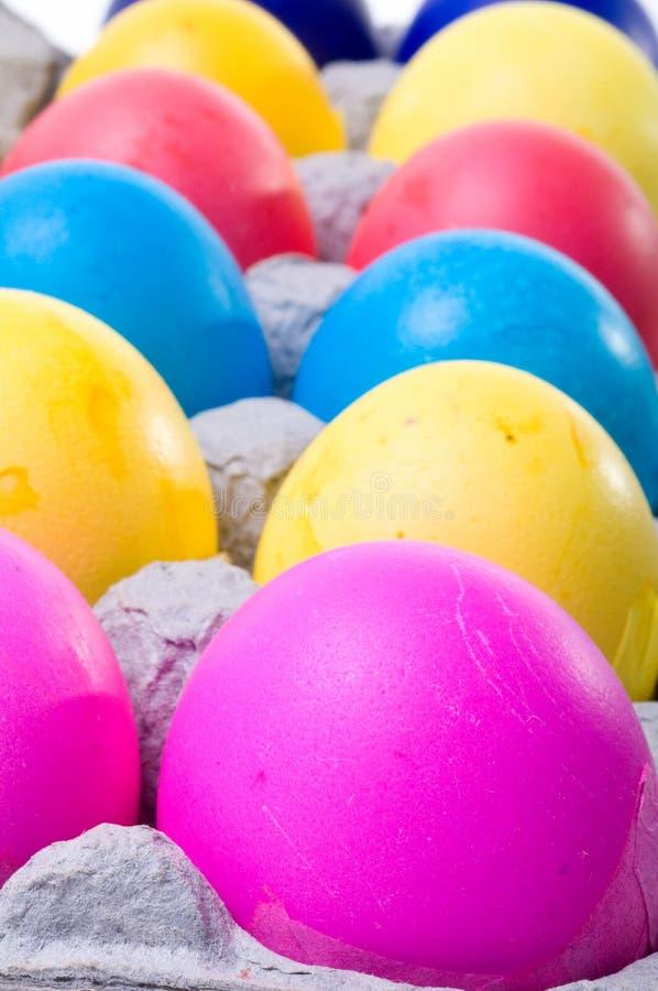 Macro de los huevos mexicanos del confeti imagen de archivo libre de regalías