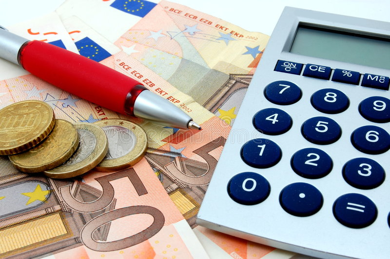 Download Macro del dinero imagen de archivo. Imagen de negocios - 7285451