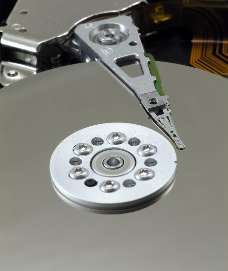 Macro del mecanismo impulsor duro imagen de archivo libre de regalías