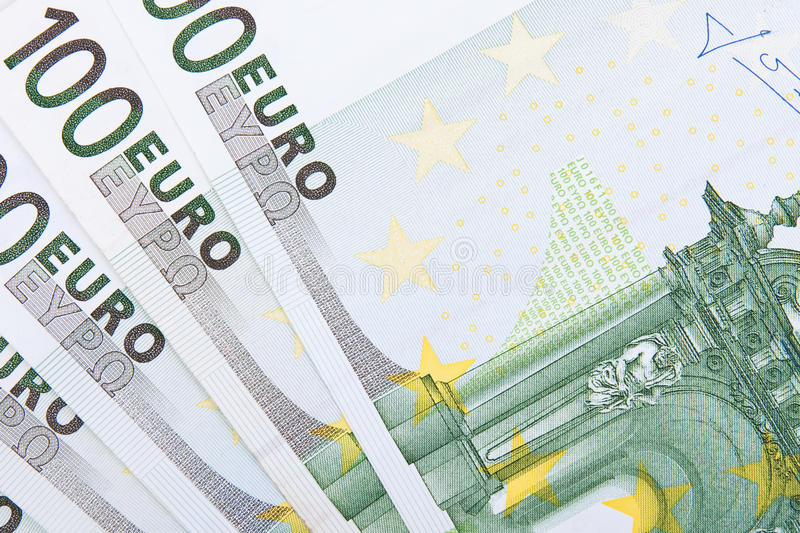 Download Macro euro background stock photo. Image of euro, currency - 11396844