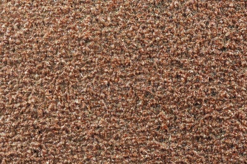 Macro image of sandpaper textures stock image