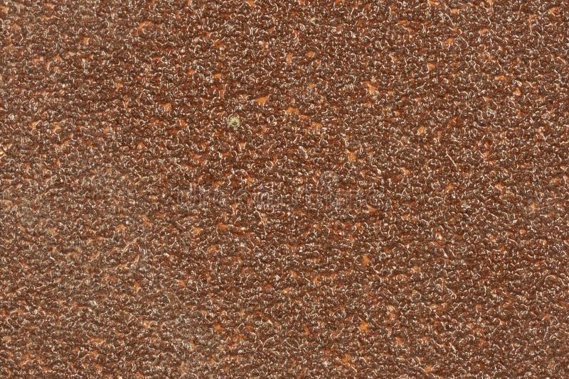 Macro image of sandpaper textures royalty free stock photos