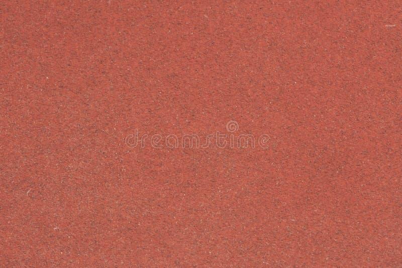 Macro image of sandpaper textures stock photo