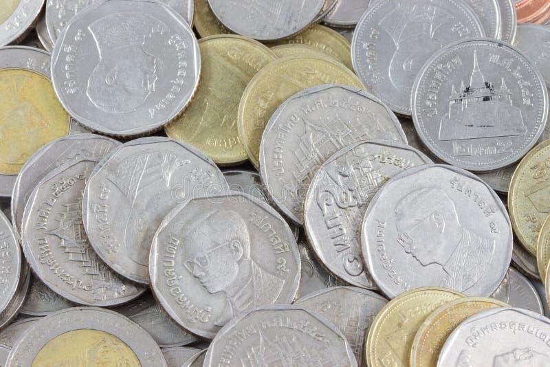 Macro monete immagini stock libere da diritti