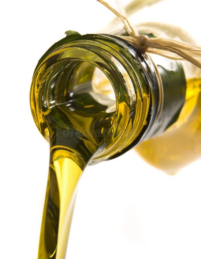 macro olive de pétrole photo libre de droits