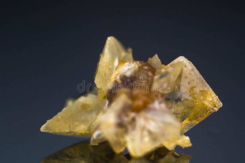 Macro photo of a small kidney stone. C stock photos