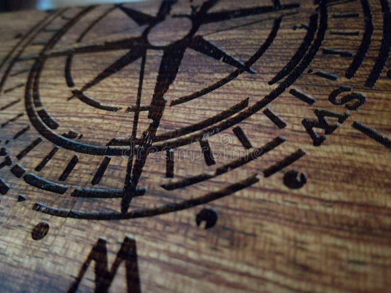 Macro Photo, Wood. stock image