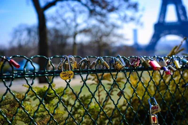Macro Photography of Love Keys stock image