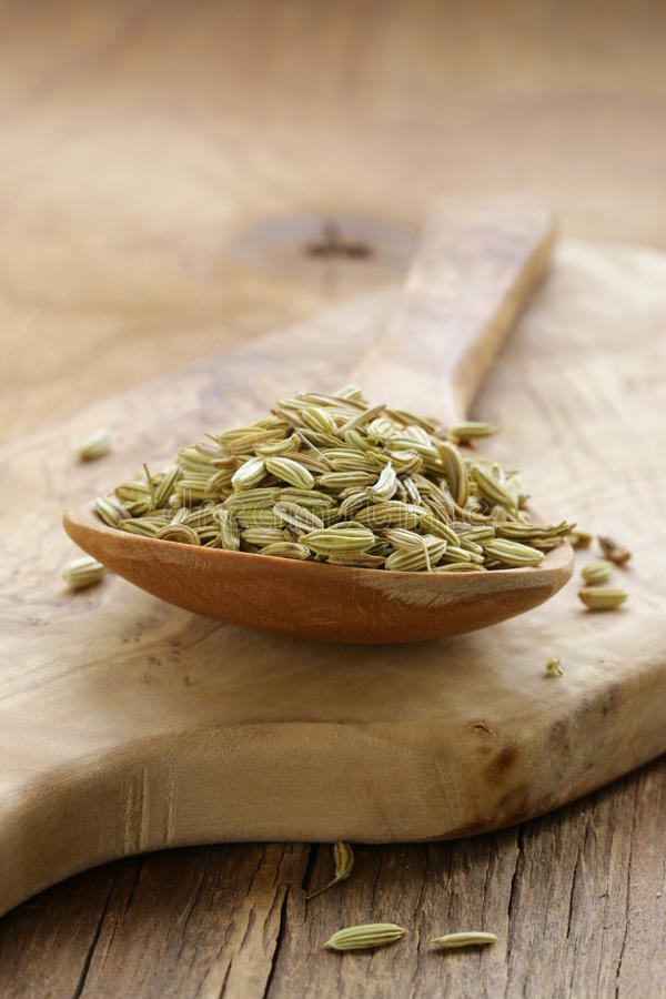 Macro shot fennel seeds, aromatic spice stock images