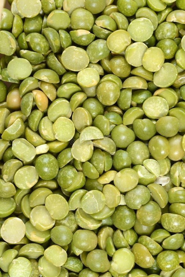 Free Macro Split Green Pea Background Stock Photo - 50825490