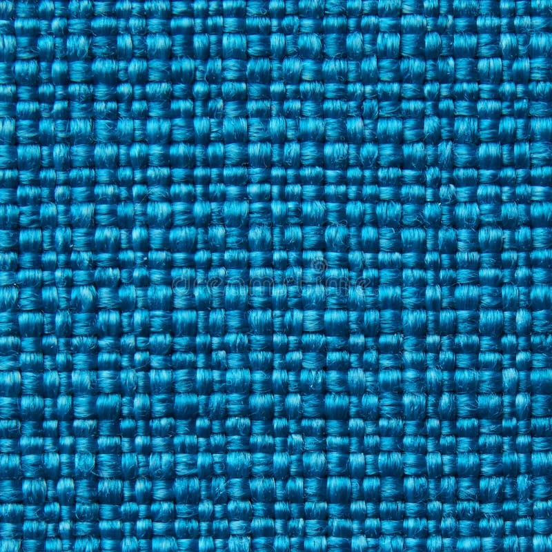 Macro textielpatroonachtergrond Natuurlijke katoenen stoffen stock foto