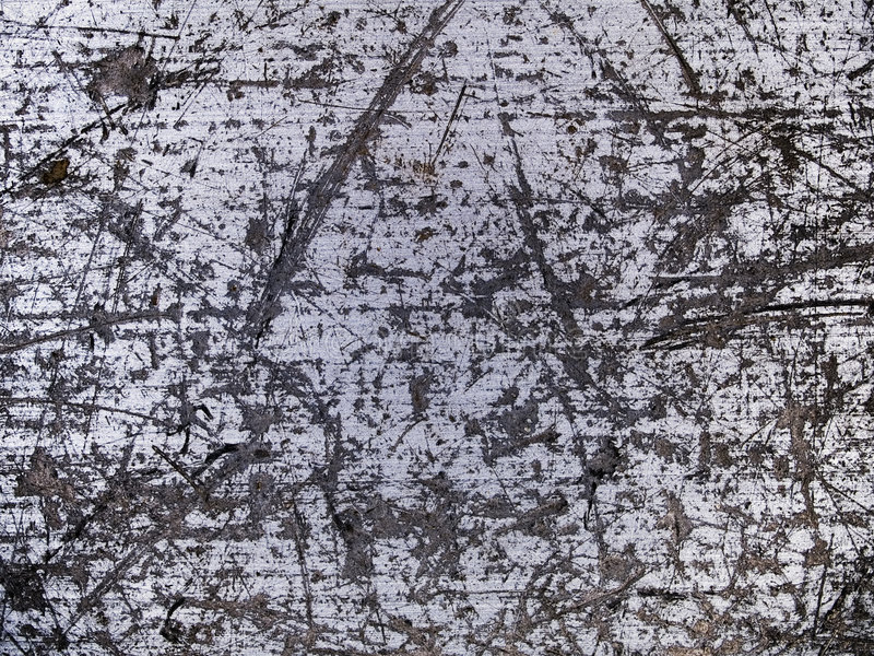 Macro texture - metal - scratched royalty free stock photography
