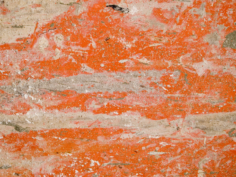 Macro textuur - geschilderd metaal - stock foto