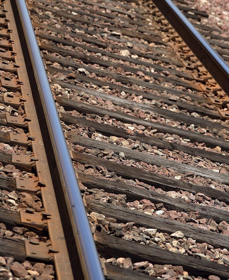 macro tracks train στοκ εικόνα με δικαίωμα ελεύθερης χρήσης