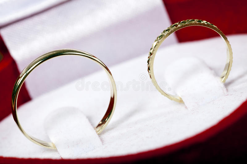 Husband And Wife Wedding Rings Stock Photo Image of shot objects