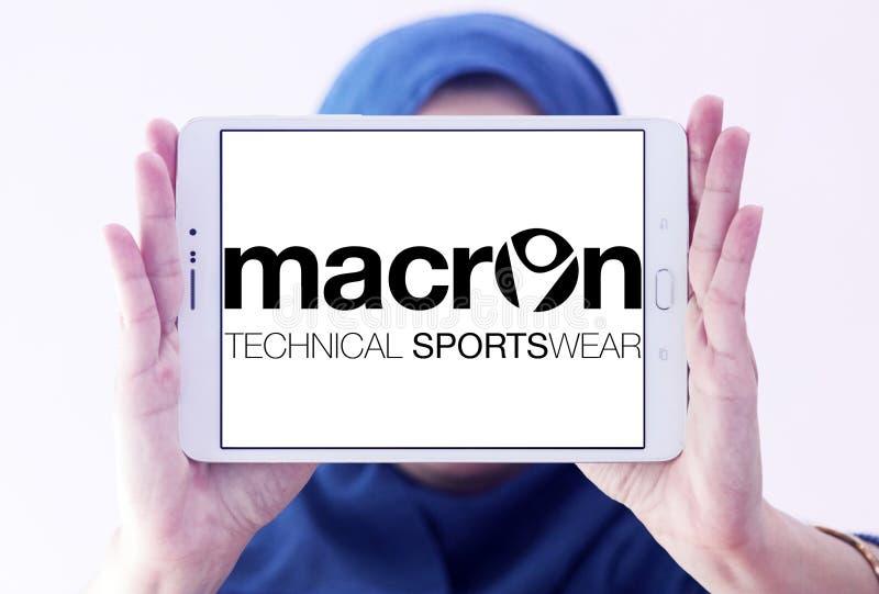 Macron Sportswear Company Logo Editorial Photography Image Of Sign Icon 102713637