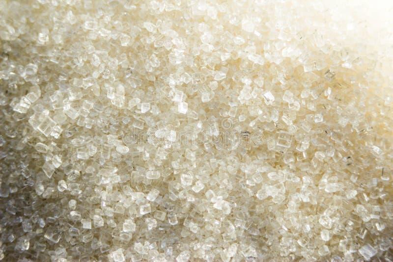 Macrophotographie du sucre illustration de vecteur