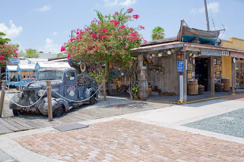 Macs Overzeese Tuin royalty-vrije stock fotografie