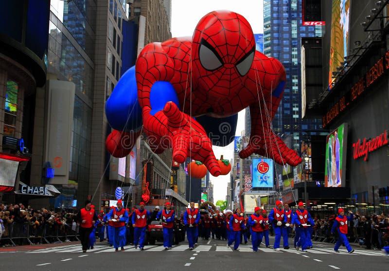 Macy's Thanksgiving Day Prade royalty free stock photo