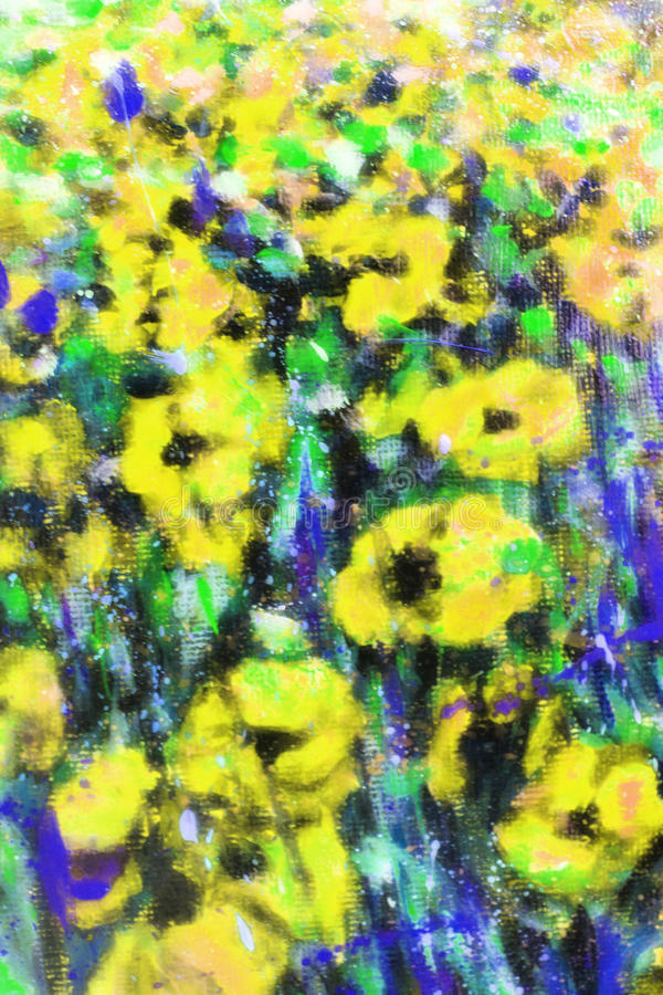 maczka kolor żółty ilustracji