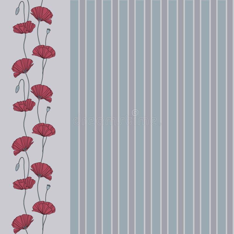 Maczka vertical granica ilustracji