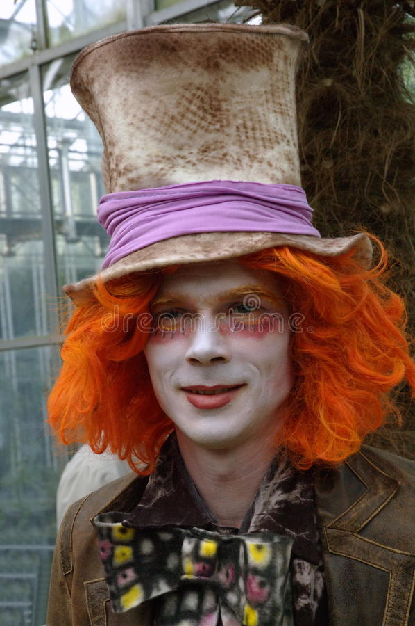 Free Mad Hatter Royalty Free Stock Photography - 17303537