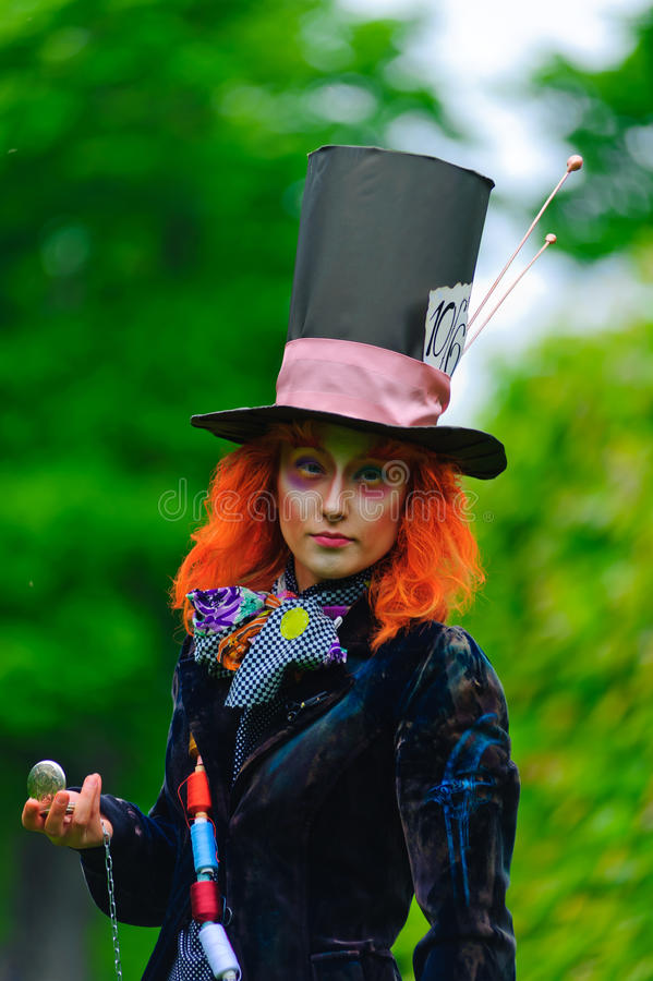 Free Mad Hatter Stock Image - 18502351