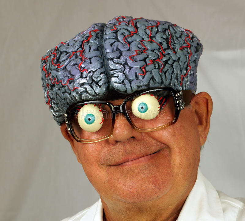 Download Mad Scientist stock image. Image of costume, science - 33348071
