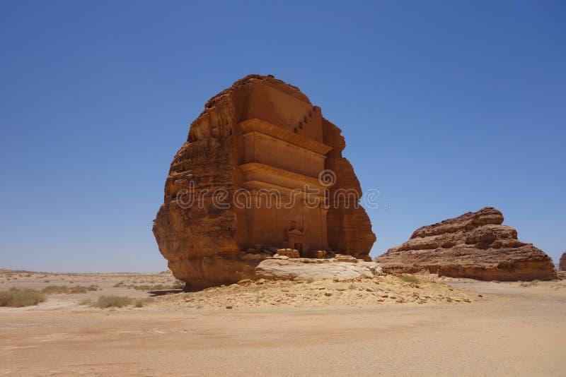 Mada'in Saleh (4) obrazy stock