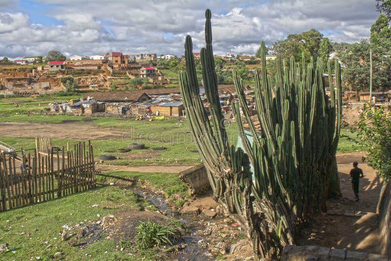 madagascar Antsirabe immagine stock