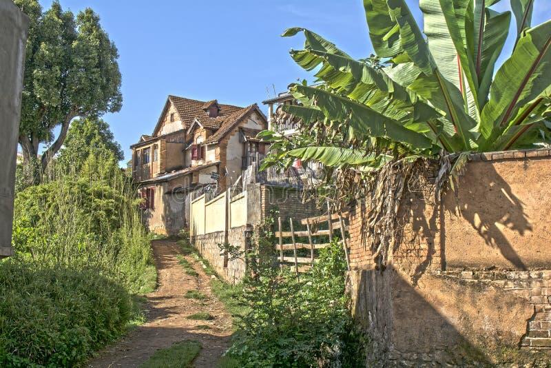 madagascar Antsirabe arkivbilder